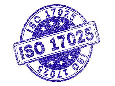 نرم افزار 17025