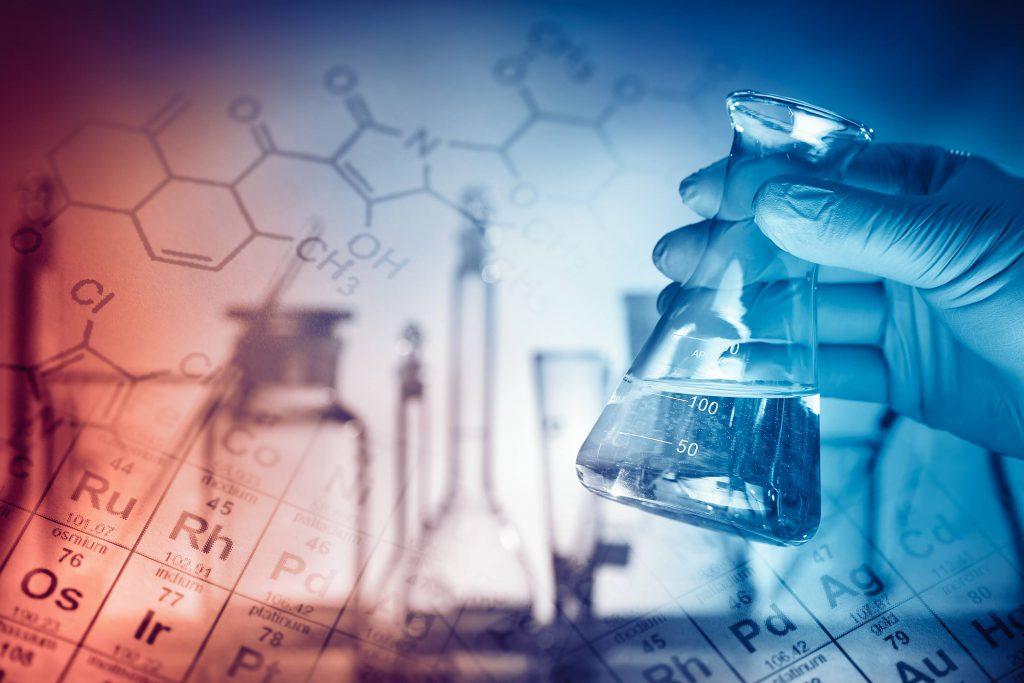 نرم افزار مدیریت آزمایشگاه برای صنعت شیمی و پتروشیمی